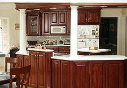 Kitchen - Contact our construction company in West Peabody, Massachusetts, for professional contractors who specialize in kitchens, bathrooms, and siding.